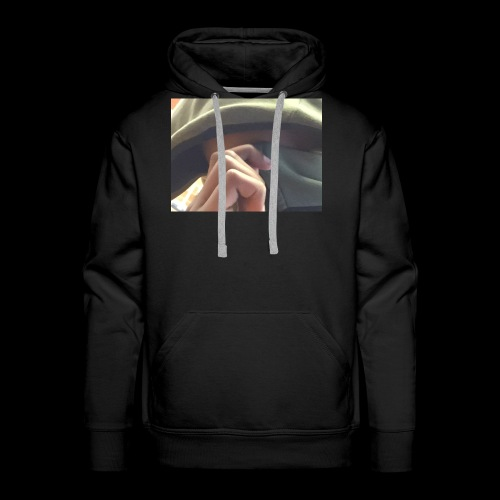 71D563FF 360D 411A BB8A DFACA9DF393D - Mannen Premium hoodie