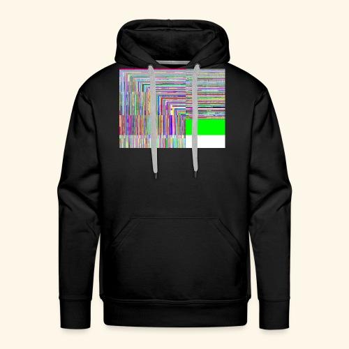 bug - Sweat-shirt à capuche Premium pour hommes