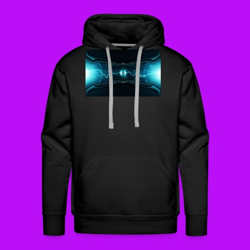 lightning cell - Men's Premium Hoodie