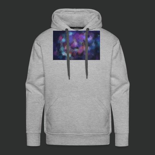 Supernova - Felpa con cappuccio premium da uomo