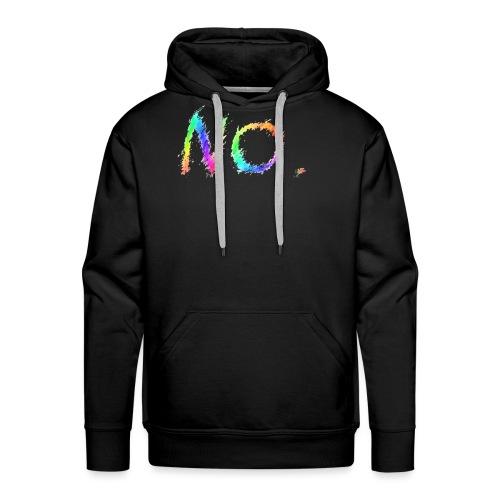 No. - Mannen Premium hoodie