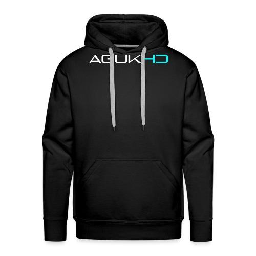 AGUKHD Retro png - Men's Premium Hoodie