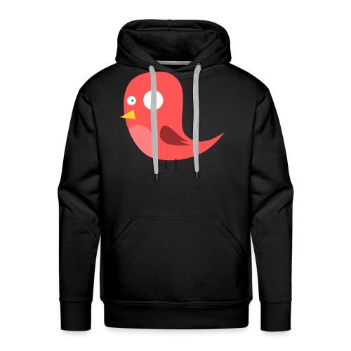 bunter freaky vogel - Männer Premium Hoodie