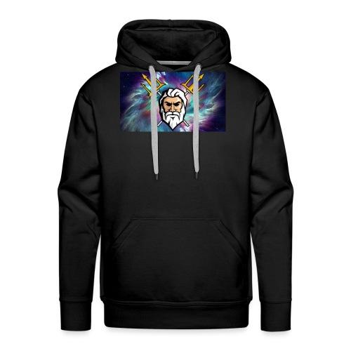l'Olympe - Sweat-shirt à capuche Premium pour hommes