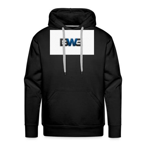Bwg - Men's Premium Hoodie