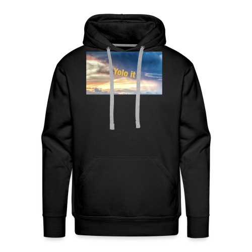 Sub to my YouTube channel - Men's Premium Hoodie