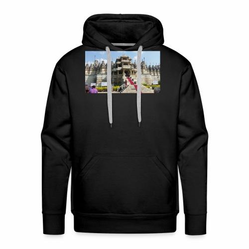 IMG 1487 - Sweat-shirt à capuche Premium pour hommes