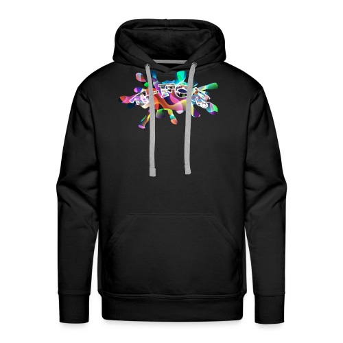 T-FOR Splash - Men's Premium Hoodie