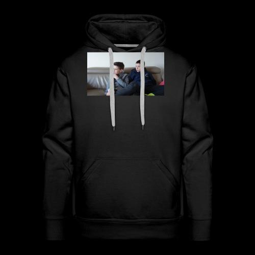 t-shirt de feyskes hd - Sweat-shirt à capuche Premium pour hommes