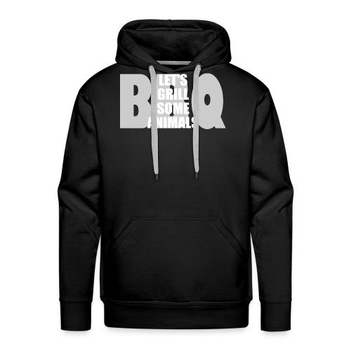 BBQ - Männer Premium Hoodie