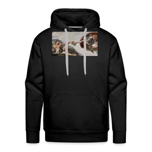 PUBG T-shirt - Men's Premium Hoodie