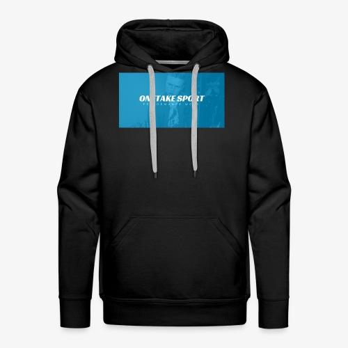 OneTakeSPORT - Männer Premium Hoodie