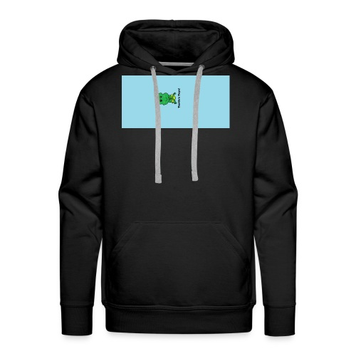 Men's T-Shirt with Turtle Design - Men's Premium Hoodie