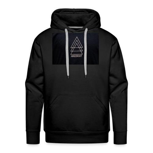 Hindsight Street Wear *** @Hinsight_streetwear - Sweat-shirt à capuche Premium pour hommes