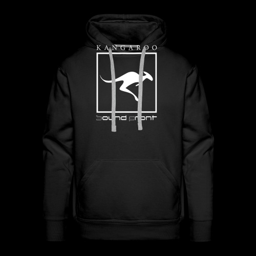 Kangaroo Soundfront - Männer Premium Hoodie