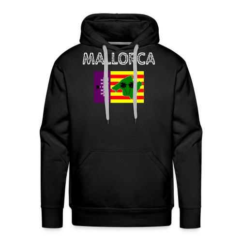 Mallorca 2018 - Männer Premium Hoodie
