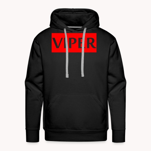 VIPER - Mannen Premium hoodie