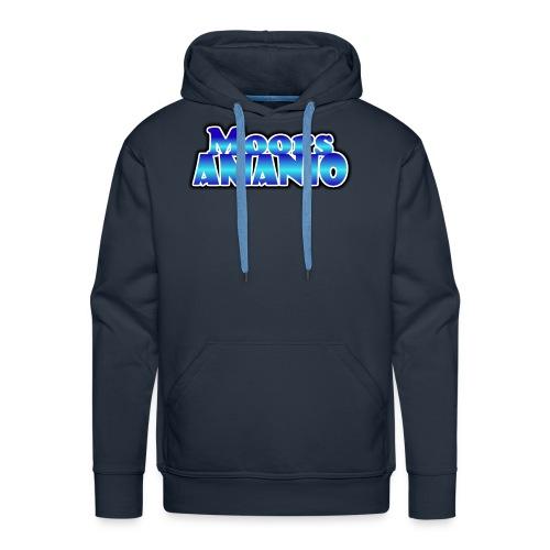 MoorsAmanioLogo - Mannen Premium hoodie