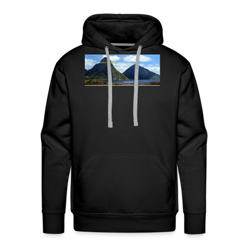 believe in yourself - Men's Premium Hoodie