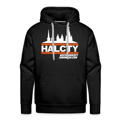 HAL.CTY by JOWHWEAR.COM - Männer Premium Hoodie
