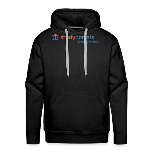 4 LoS Logo big - Mannen Premium hoodie