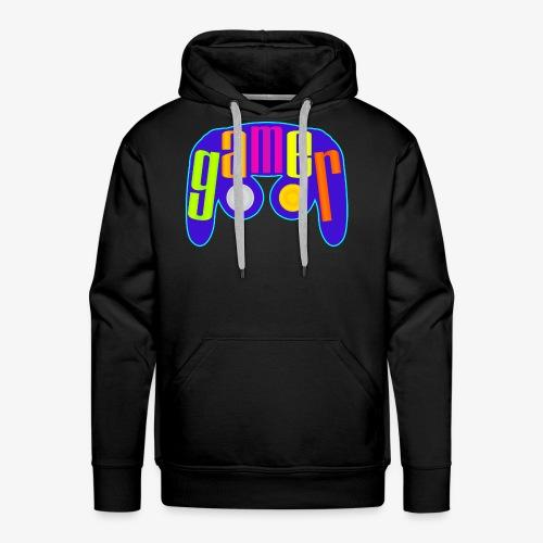 GAMER 02 - Sudadera con capucha premium para hombre