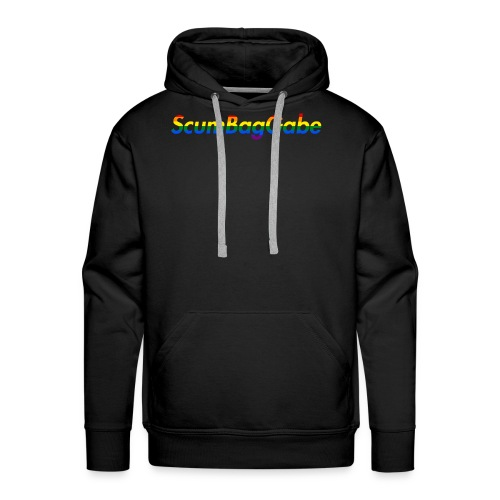 ScumBagGabe Multi Logo XL - Men's Premium Hoodie