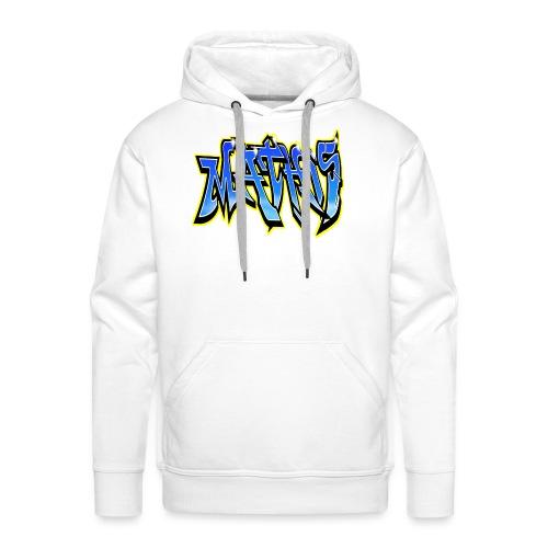 Graffiti Mathis - Sweat-shirt à capuche Premium pour hommes