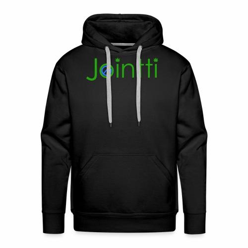 eJointti.com Logo - Miesten premium-huppari