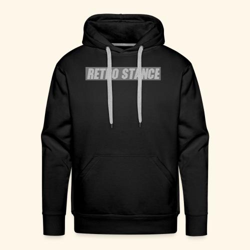 Retro Stance - Men's Premium Hoodie