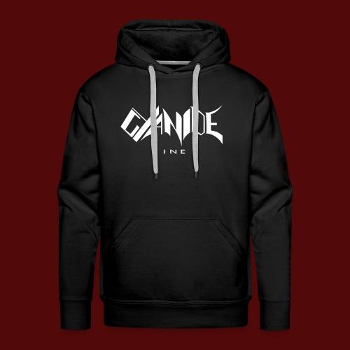 Logo Cyanide Inc - Sweat-shirt à capuche Premium pour hommes