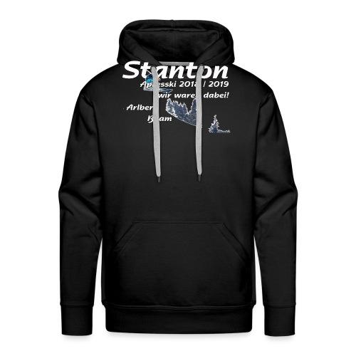 stanton apresski - Männer Premium Hoodie