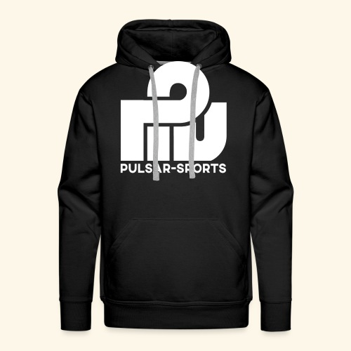 Team-Pulsar/Pulsar-Sports logo - Men's Premium Hoodie