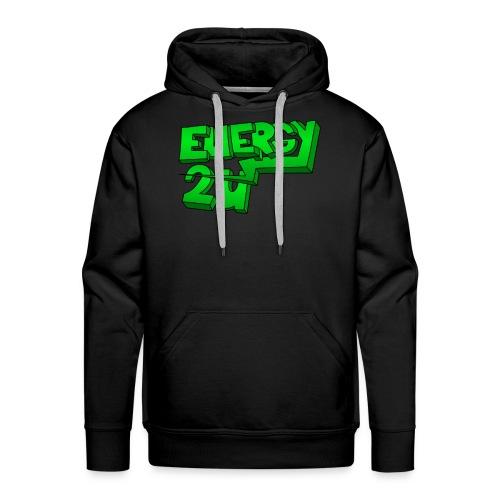 af geen background - Mannen Premium hoodie