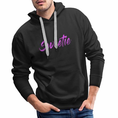 Sweetie - Men's Premium Hoodie