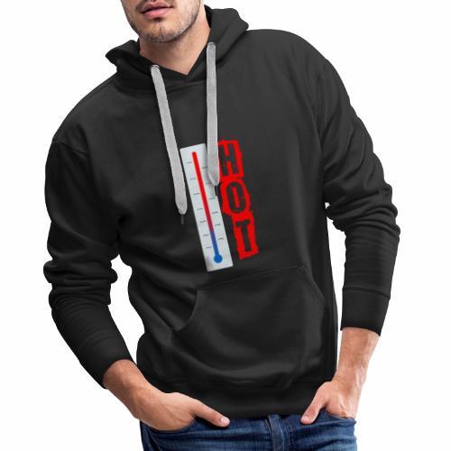 HOT - Sweat-shirt à capuche Premium pour hommes
