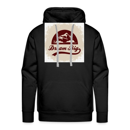 Does what it says on the tin! - Men's Premium Hoodie