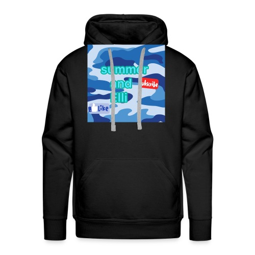 summer and elli official logo merch - Men's Premium Hoodie