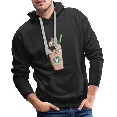 Catpuccino bright - Men's Premium Hoodie