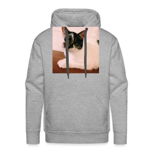 Cats - Mannen Premium hoodie