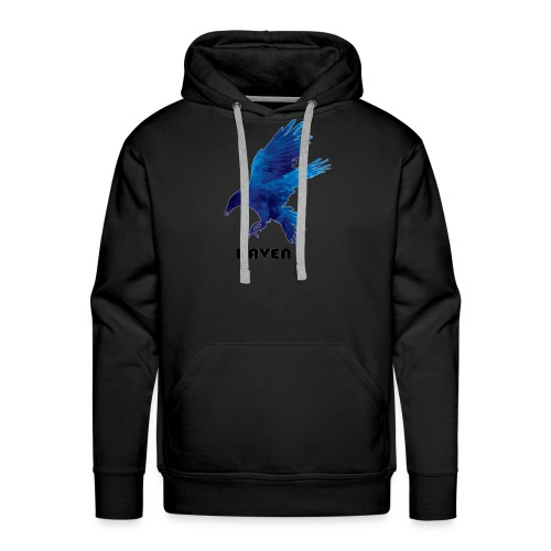Raven Awesome - Men's Premium Hoodie
