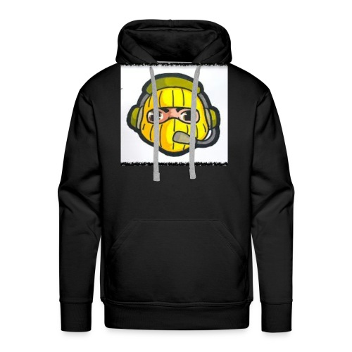 Dignitu TV - Sweat-shirt à capuche Premium pour hommes