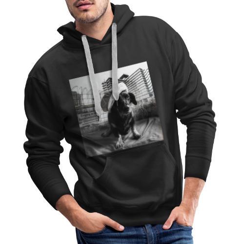 Minister Dog - Männer Premium Hoodie