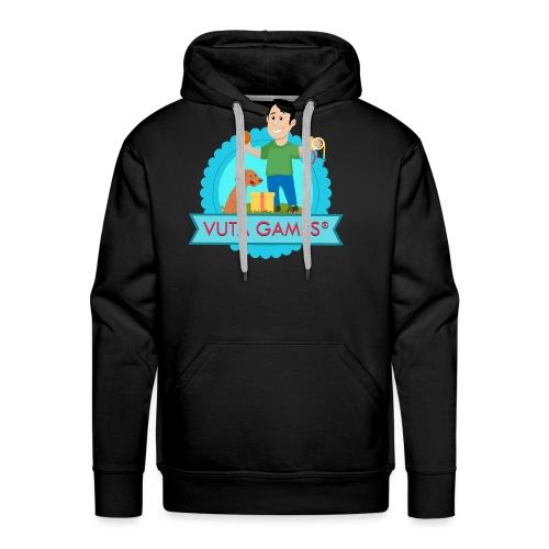 VUTA GAMES® - Sweat-shirt à capuche Premium pour hommes