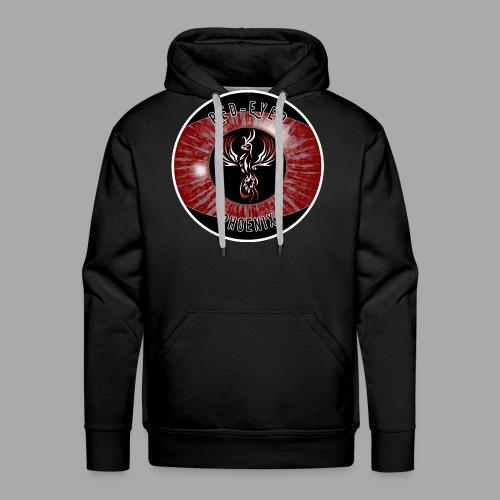 Red-Eyed Phoenix Logo - Männer Premium Hoodie