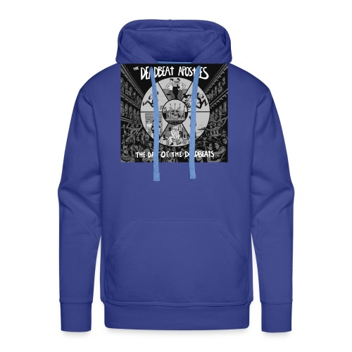 The Day Of The Deadbeats - Men's Premium Hoodie