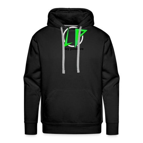stay posotive - Men's Premium Hoodie