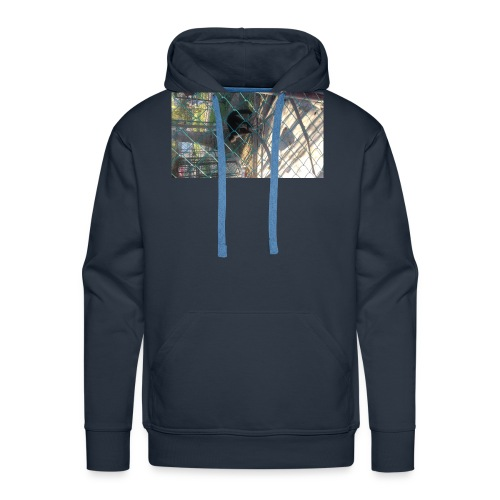 mono - Sudadera con capucha premium para hombre