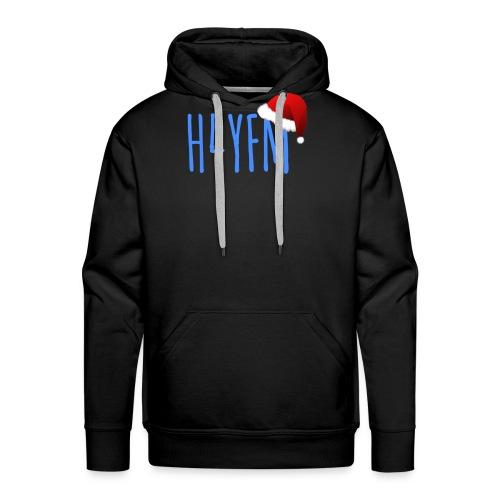 Weihnachts Logo - Männer Premium Hoodie