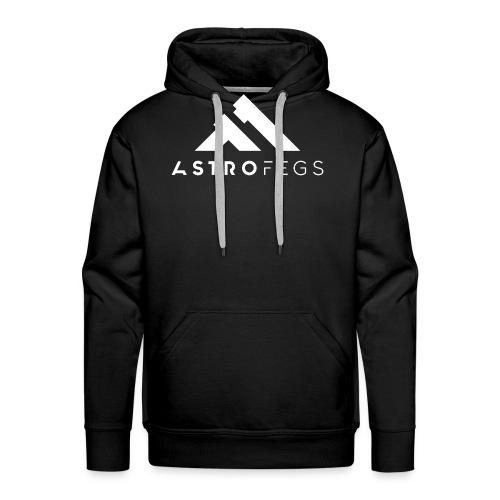 ASTROFEGS LOGO 02 - Premium hettegenser for menn
